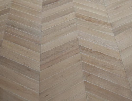 Chevron Engineered Flooring SIC003