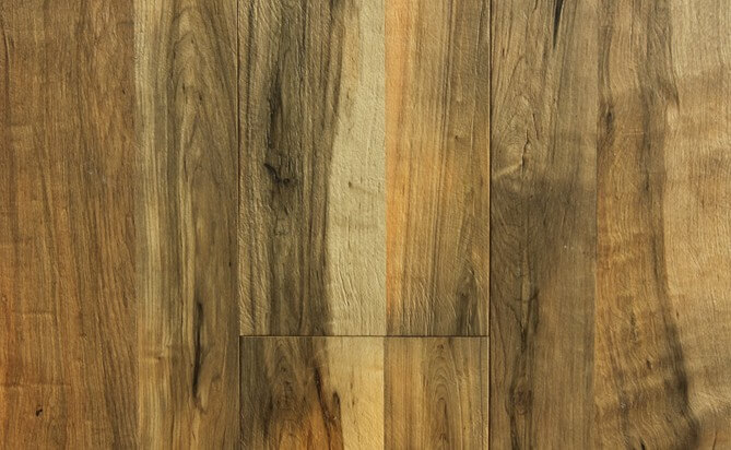 wax oiled engineered Maple wood flooring