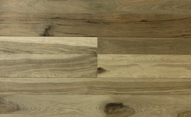 2 strip brushed engineered hickory floors
