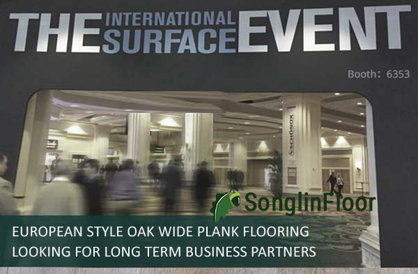 2018 The International Surface Event