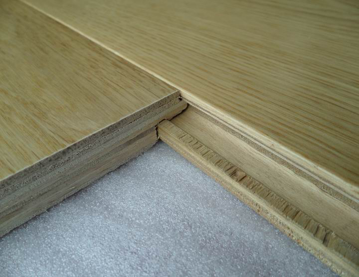 How To Fix The Squeaking Noise Of The Click Lock Engineered Flooring