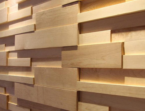 3D Wood Wall Panels VIF-W1