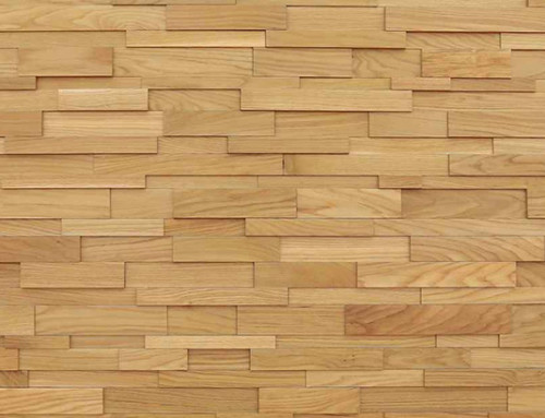 3D Wood Wall Panels VIF-W3