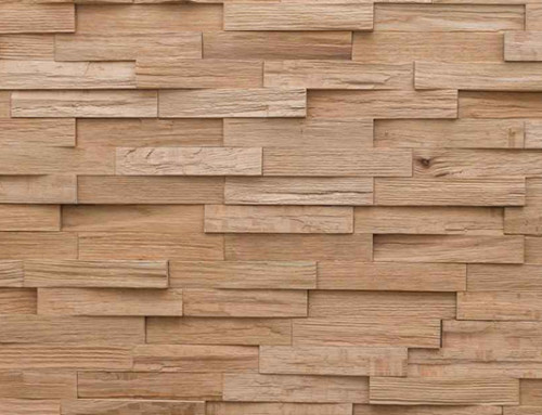 3D Wood Wall Panels VIF-W5