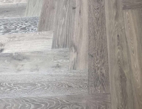 Herringbones Engineered Wood Flooring KM-005