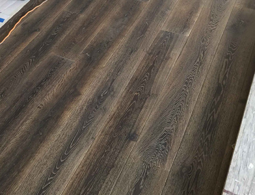 slicing cut and sawn cut oak veneer engineered floor