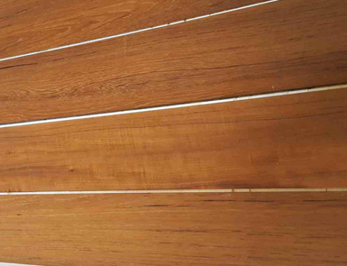 Burma Teak  engineered floor planks BT-001