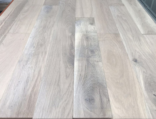 Primitive Stained Solid Hardwood Flooring