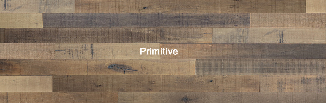 primitive solid wood flooring