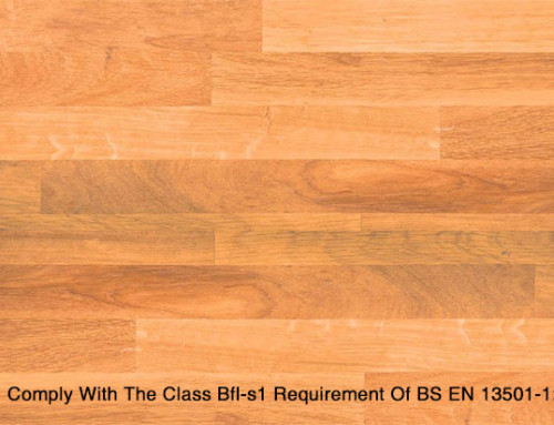 Fire Retardant Oak Engineered Wood Flooring