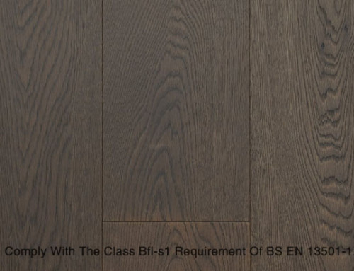 Fire Retardant White Oak Engineered Flooring