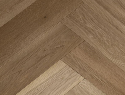 Customerized 120mm Solid Fishbone Wood Flooring