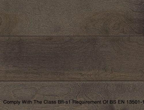 Flame Retardant White Oak Engineered Wood Flooring