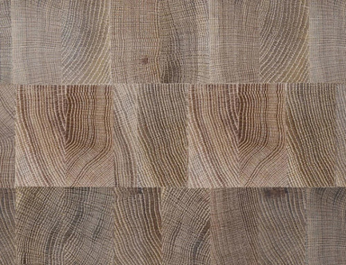 End Grain Solid Hardwood Flooring