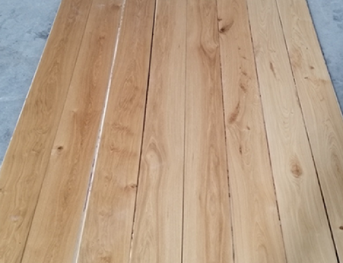 AB/ABC Clean Grade European Oak