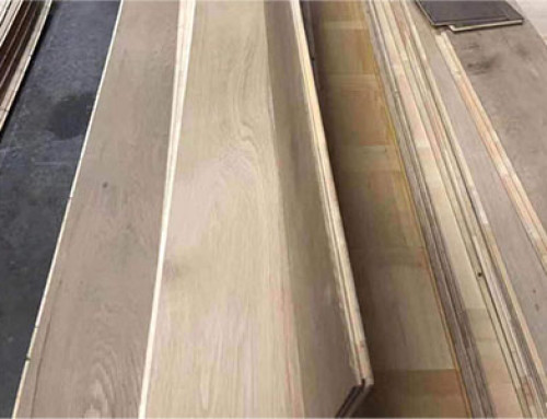 2 Layer Engineered Flooring Special For US Market