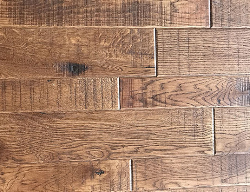 Stain Primitive Solid Wood Flooring