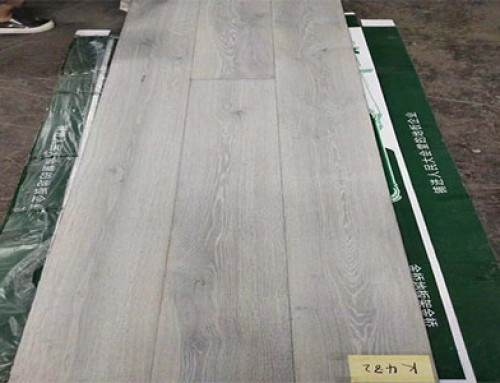 Wood Flooring Samples Display