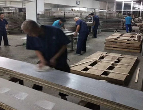 Flooring Production Working Overtime