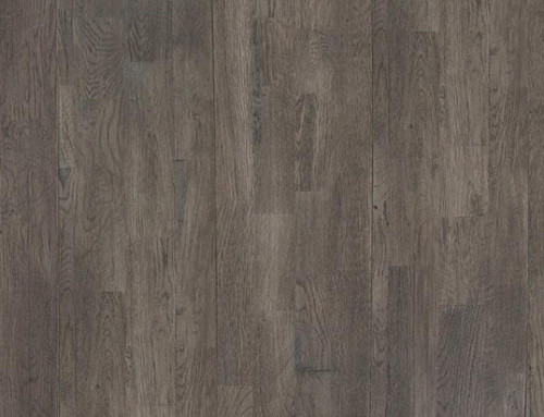 203mm UV Lacquer Wire Brushed Finger Joint Solid Oak Flooring