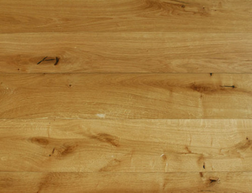 US Two Layers Handscraped Oak Engineered Wood Floor