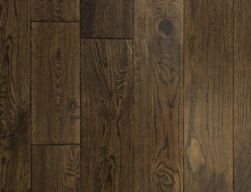 Natural Brushed Distressed Solid Wood Flooring Producer