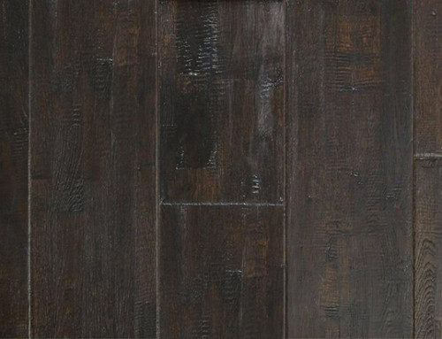 UV Lacquer Finger Joint Distressed Wooden Solid Flooring