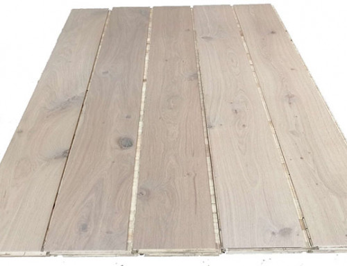 Economic 5G Click European Oak Engineered Wood Floor
