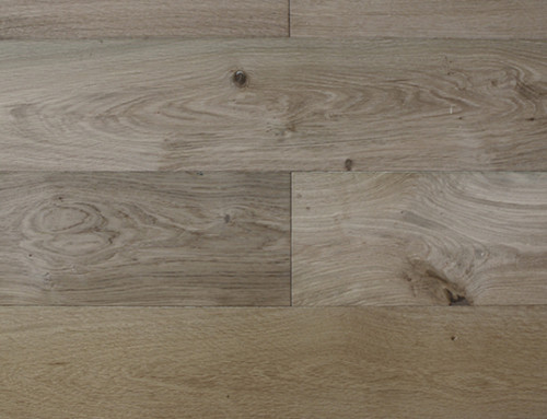 Cheap Invisible White Oiled Engineered European Oak Flooring