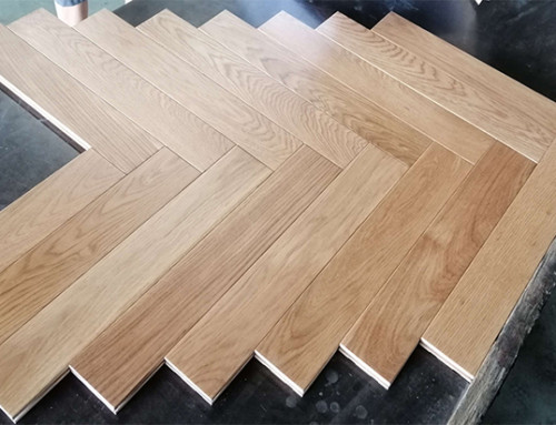 Selected Herringbone Solid Oak Flooring