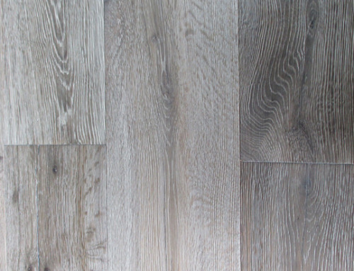High Quality Reactive Stained French Oak Engineered Flooring