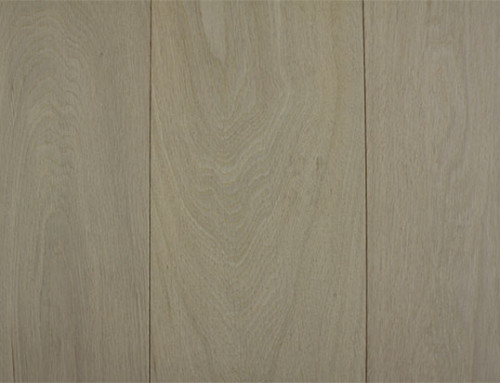 AB Grade White Oak Three Layer Engineered Wood Floor