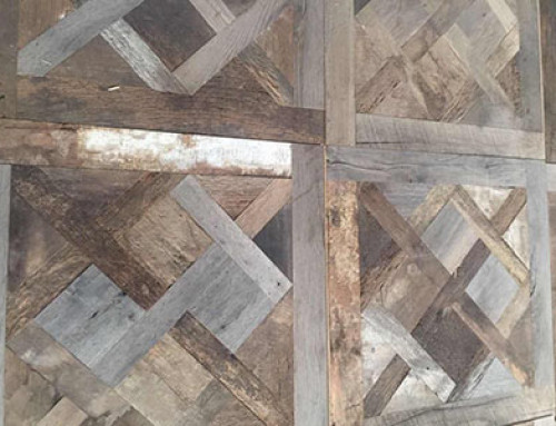 Reclaimed Oak Versailles Products Coming To Market
