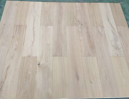 190mm Width Cheap European Oak Engineered Wood Floor