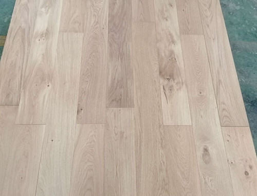 Discounted Range Multilayer Oak Engineered Floor