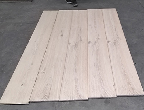 18mm European Oak Multilayer Engineered Floor