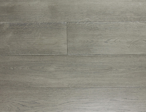 Economic 3 Layer Brushed Engineered Oak Floor LX-07