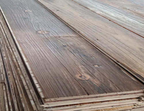 Reclaimed Elm Wood Flooring