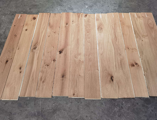 Cheap UV Oiled Oak Multilayer Wood Flooring