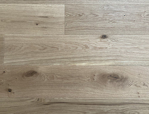 ABCD Grade Three Layer Natural Oiled Engineered Wooden Flooring