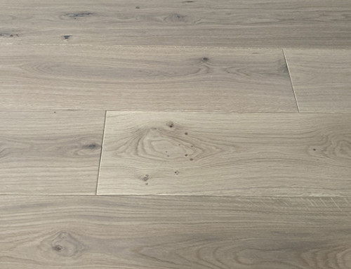ABCD Grade Three Layer White Oiled Engineered Wooden Floor