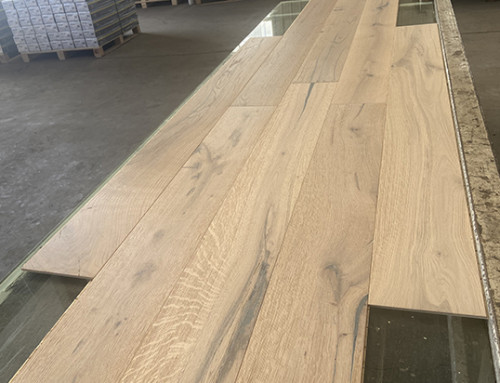 Rustic EF Grade Engineered Flooring Has Become A Hot Selling This Year