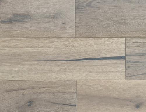 Country Grade Natural White Oiled Engineered Wooden Floor