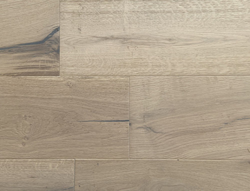 Natural White Oiled Engineered Wooden Floor